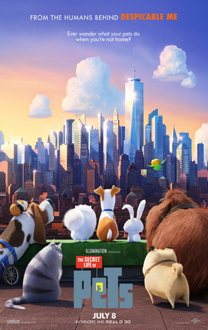 The Secret Life of Pets 2016 Eng 720p HDTS 600mb hollywood movie The Secret Life of Pets 720p hdrip webrip brrip free download or watch online at world4ufree.be