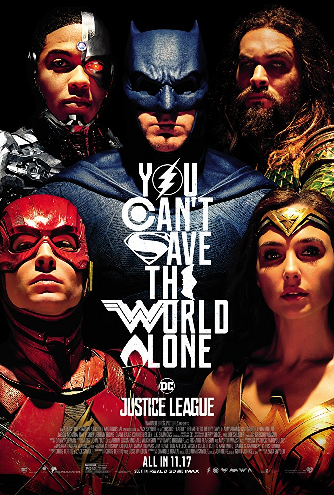 Justice League 2017 Hindi [New Clear Audio] 720p HDTS x264 AC3 - ExtraMovies