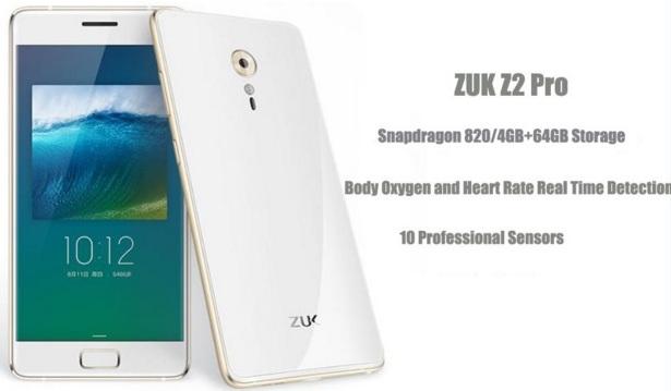 Harga HP Lenovo Zuk Z2 Pro Tahun 2017 Lengkap Dengan Spesifikasi, Processor Dual Core, RAM 6 GB