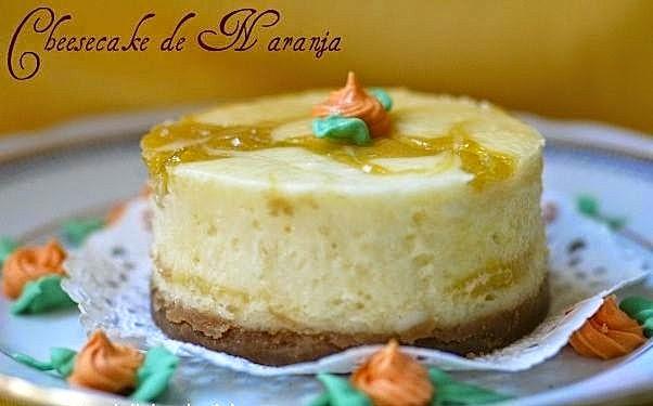 Pastel-de-queso-de-naranja