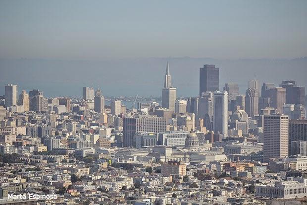 Guia y que ver en San Francisco vistas de la ciudad