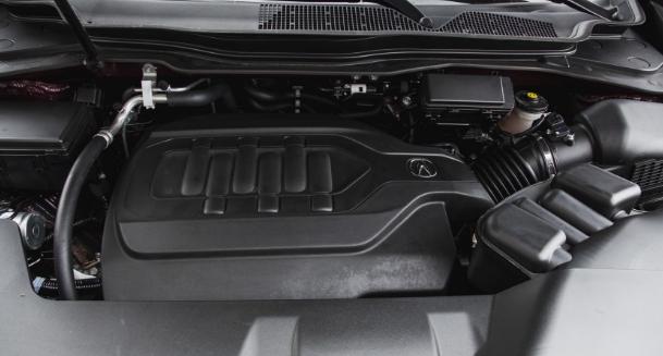 2018 Acura CDX Engine