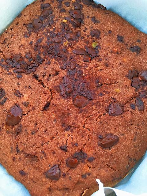 Superfood Chocolate Banana Brownies (Gluten Free, Vegan, Oil Free)