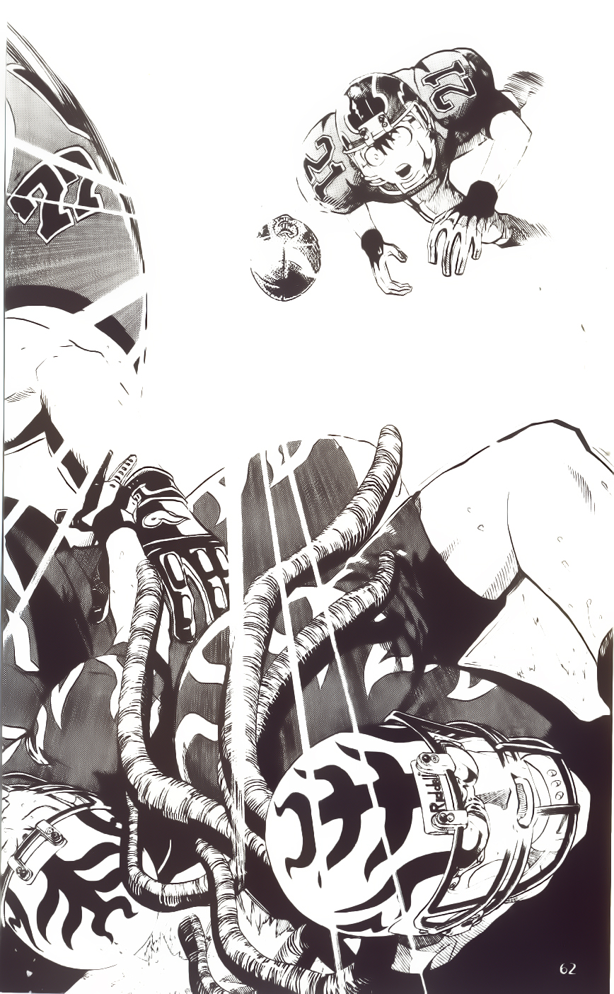 Eyeshield 21 chapter 199 trang 19