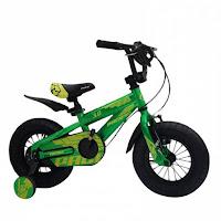 12 pacific ventura 3.0 bmx sepeda anak ban gendut
