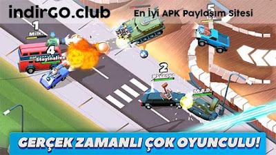 crash of cars apk