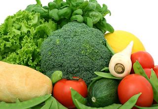 Manfaat sayur dan buah segar untuk kesehatan