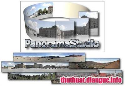 Download PanoramaStudio Pro 3.2.0.240 Full Cr@ck – Phần mềm tạo ảnh 360