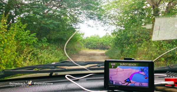Driving to Burot Beach - Schadow1 Expeditions