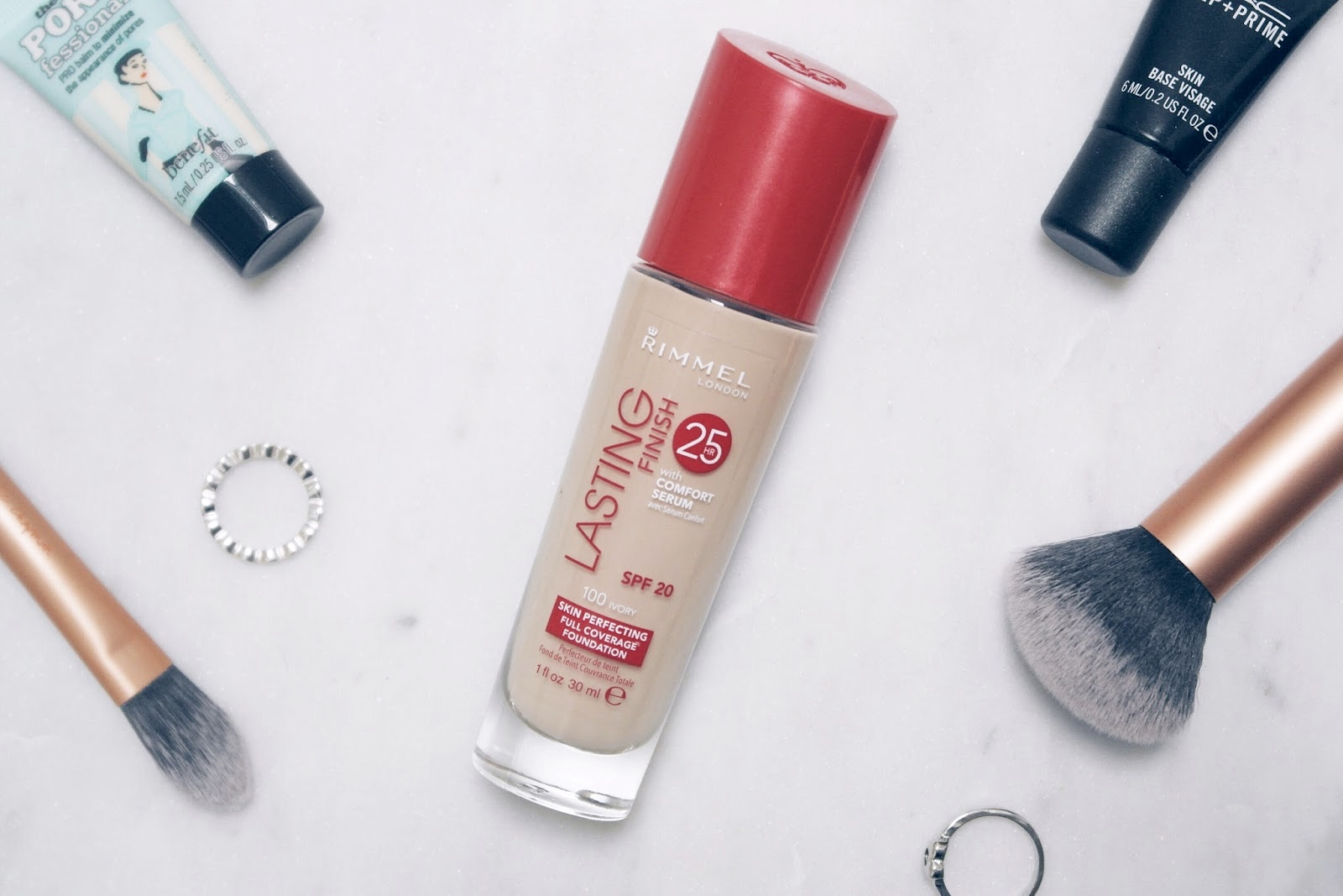 「Rimmel Lasting Finish 25 Hour Foundation with Comfort Serum 30ml」的圖片搜尋結果