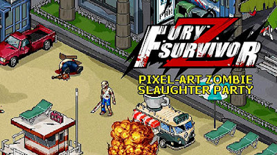 Fury Survivor: Pixel Z Apk + Data For Android (Full)