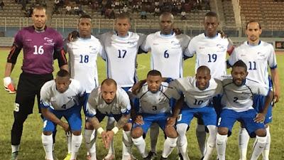 La selección de Martinica parece ser el equipo más débil de la Copa de Oro 2017
