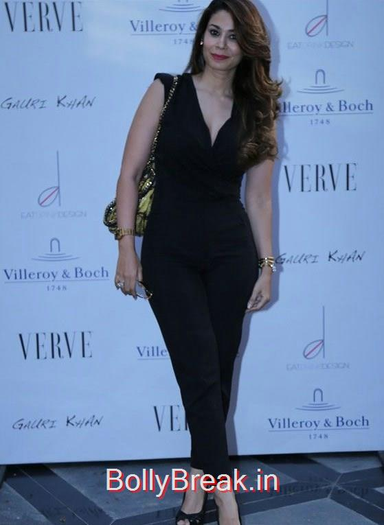 Shaheen Abbas, Rouble Nagi Gauri Khan Hot Pics At Villeroy & Boch High Tea at Gauri Khan's