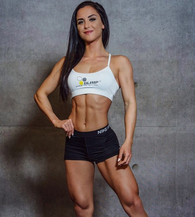 Marina Krause German Fitness Model