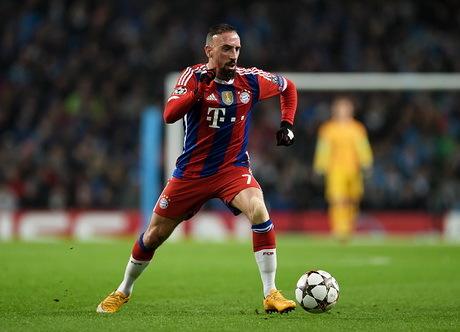 Peluang Comeback Ribery - Berita Menarik