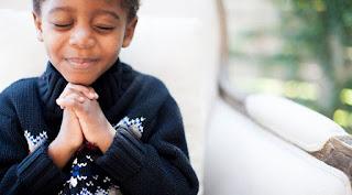 Oração especial pelos filhos