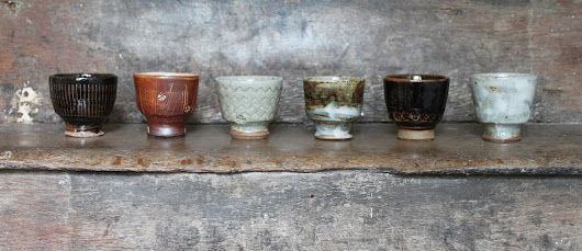 More pots that are heading to the shows this Summer