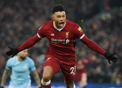 b7cfdd20ebc Alex Oxlade-Chamberlain has been missed this season. Pic credit  Premier  League.