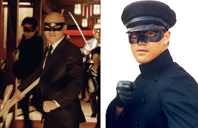 Crazy 88s Bruce Lee Kato Green Hornet