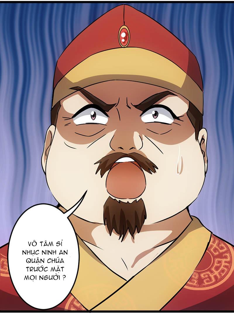 Vương Gia ! Ngươi Thật Bỉ Ổi ! chap 29 - Trang 7