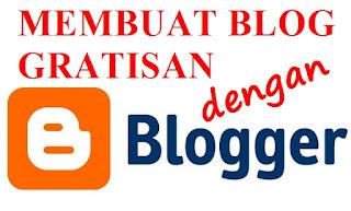 Begini Cara Mudah Membuat Blog Gratisan Bagi Pemula