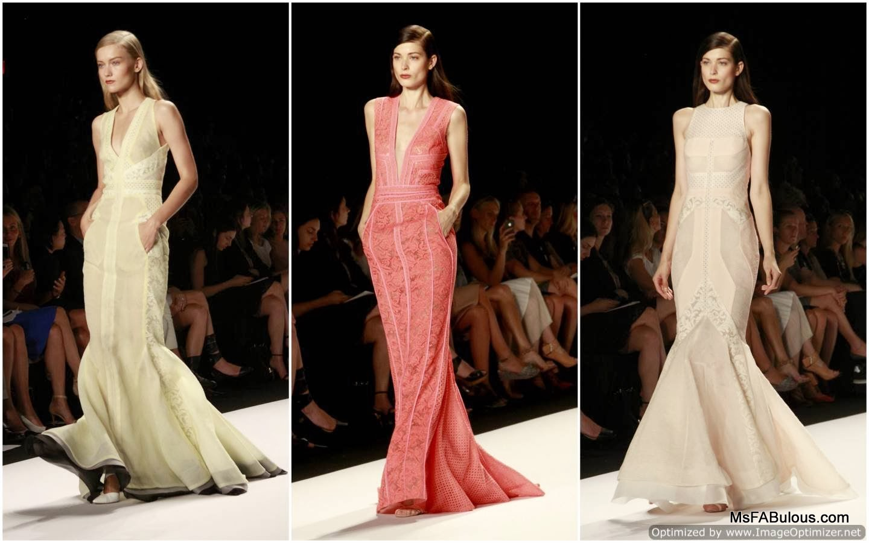 j  mendel fashion show