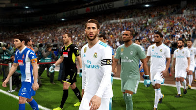 PES 2018 PES Professionals Patch 2018 Season 2017/2018