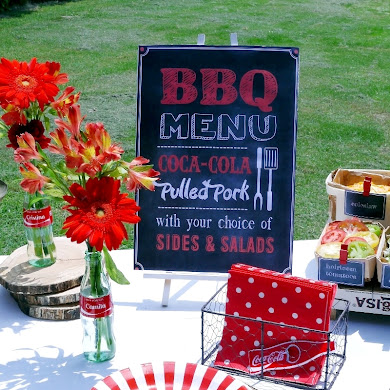 BBQ Cookout Summer Party Ideas