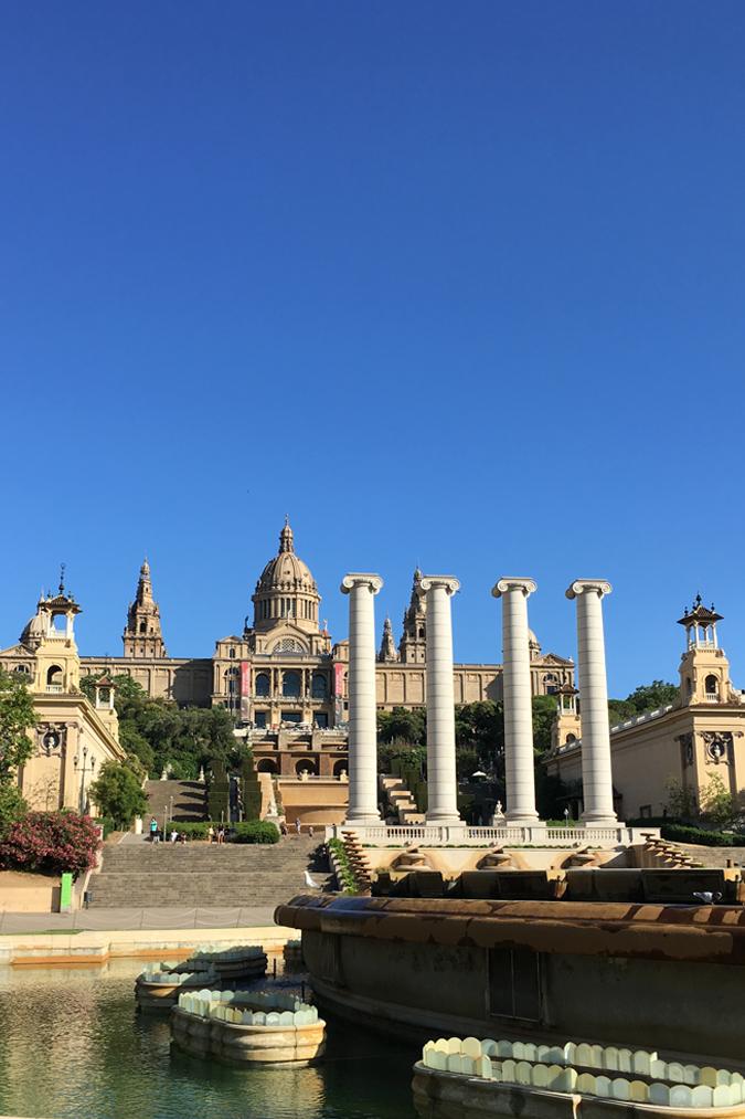 15 lugares imprescindibles barcelona