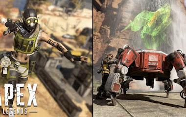 [Apex Legends] Thêm một bug lạ khiến cho người chơi có thể bay lên khắp bản đồ