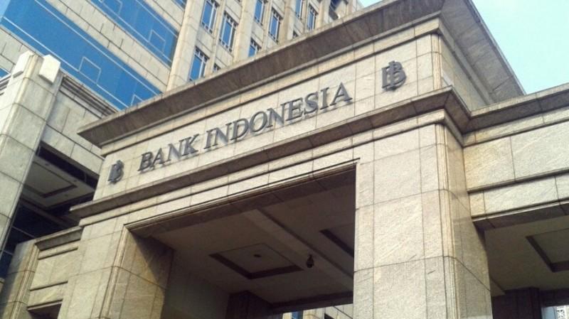 Gedung Bank Indonesia di Jakarta Pusat