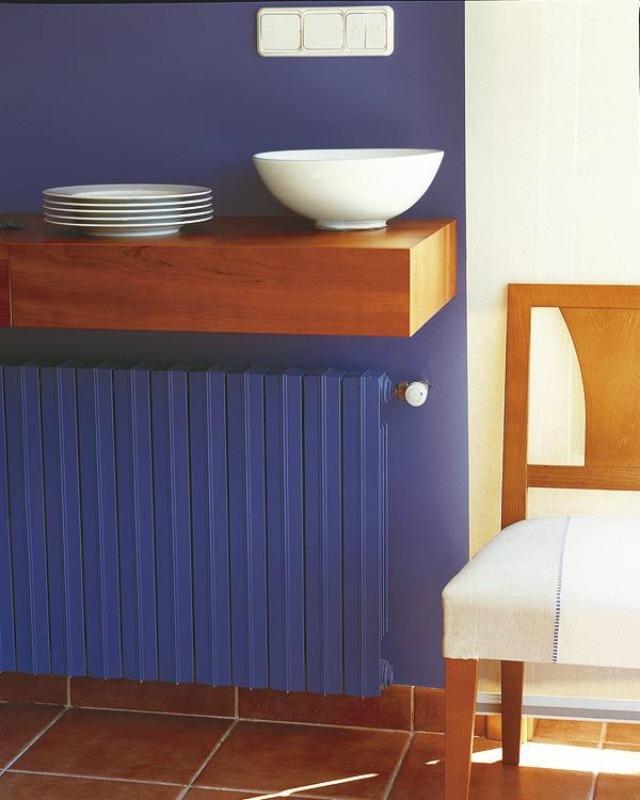 De lunes a domingo pintar radiadores y decorar tu casa mientras lo haces - Radiadores de casa ...