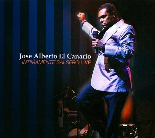 """INTIMAMENTE SALSERO (LIVE) - JOSE ALBERTO """"EL CANARIO"""" (2012)"""