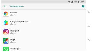 Mode Picture-in-Picture Android Oreo tidak berfungsi, Begini cara memperbaikinya
