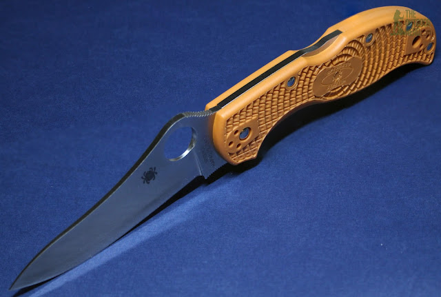 Spyderco HAP40 Stretch - Product View 5