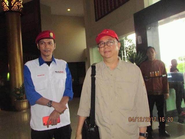 Disdik Kepri Adakan Workshop Jurnalis Jilid II Yang Dihadiri Ketua Dewan Pers