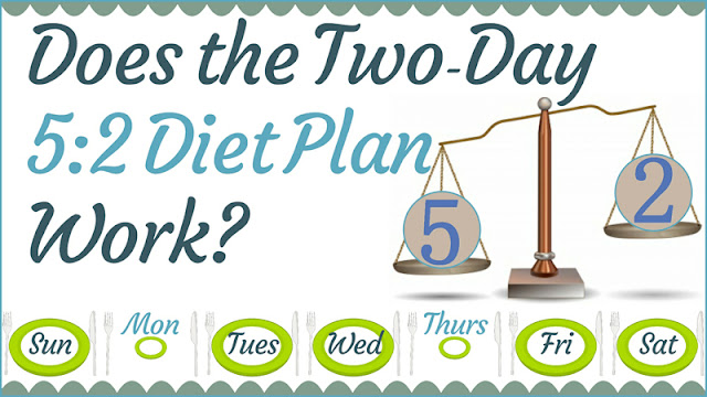 Does the 5:2 Diet Plan Work?