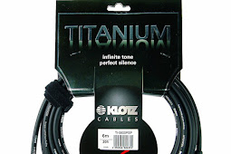 Review Klotz TITANIUM - Superb Sound Quality PLUS Minimal Microphony