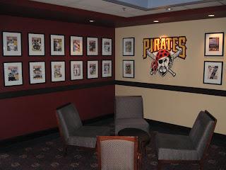 The Pittsburgh Pirates Baseball Club & The PNC Park Lexus