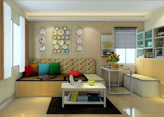 Koleksi Desain Ruang Tamu Kecil