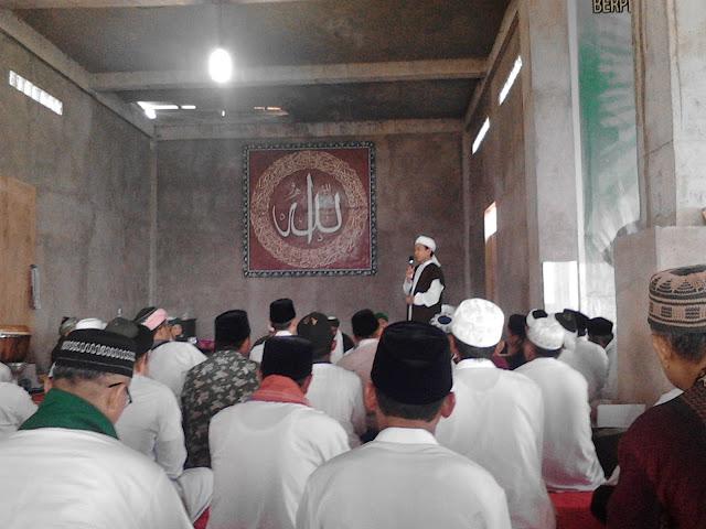 tasawuf tidak ada dalil dalam syariat