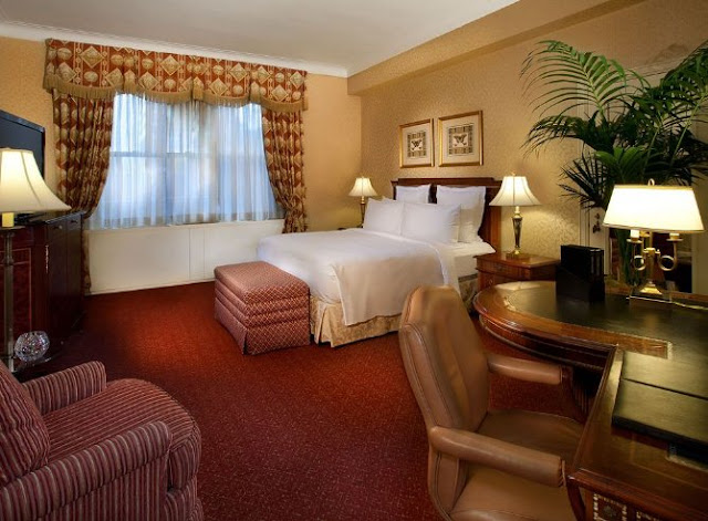 Waldorf Astoria New York 8 Hotel
