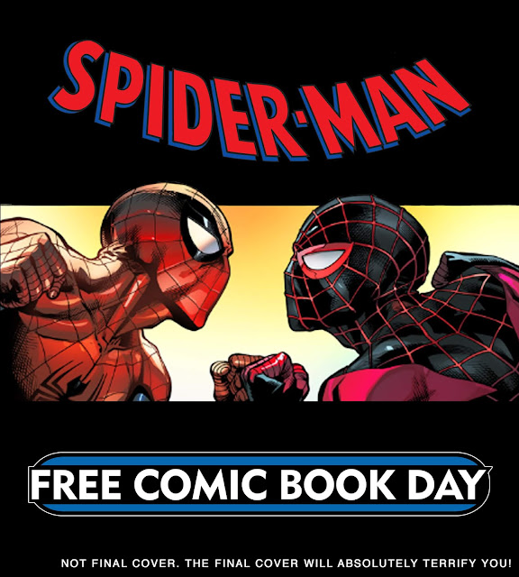 free comic book day, marvel,