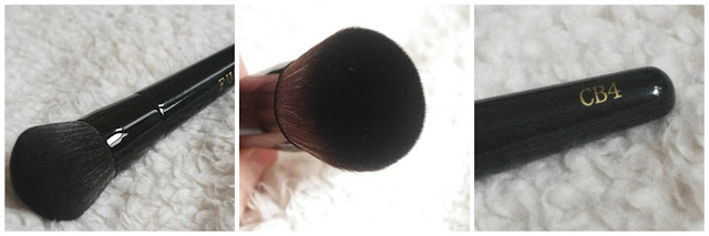 furless foundation brush