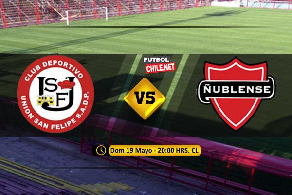Mira San Felipe vs Ñublense en vivo y online por la Primera B