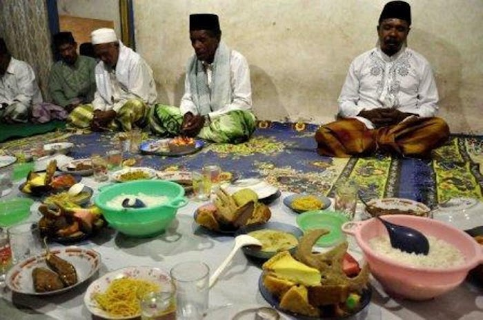 Do'a, Bacaan Al-Qur'an, Shadaqoh, Dan Tahlil untuk Orang Mati
