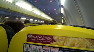 ryan air yellow