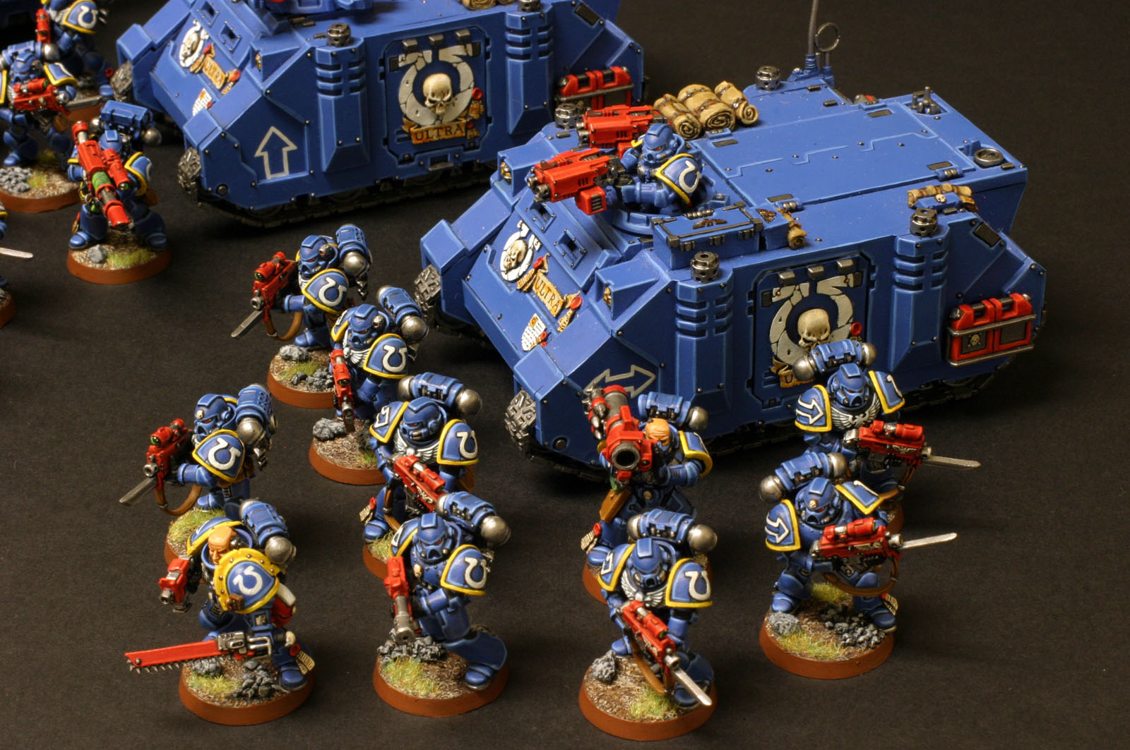 Ultramarines Army 40K Showcase: C...