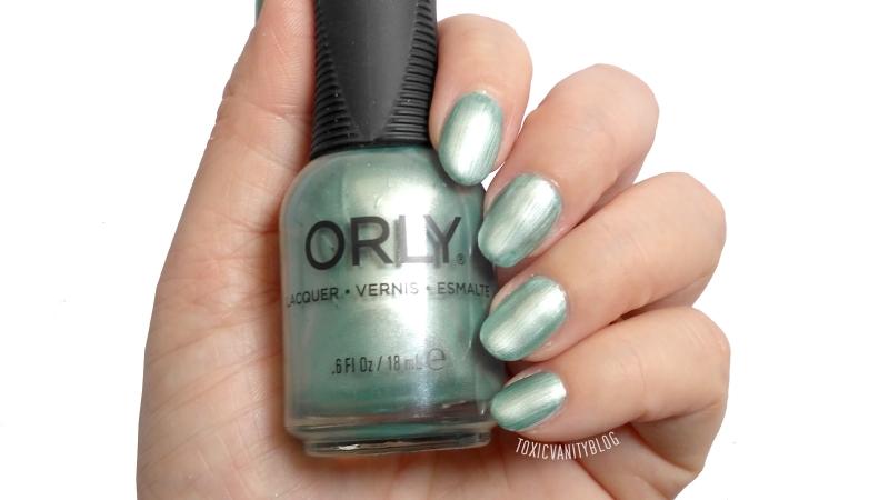 Pastel City | La colección para esta primavera de ORLY - Toxic Vanity