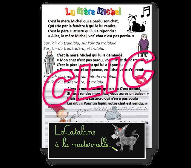 """""""La mère Michel"""" (LaCatalane)"""